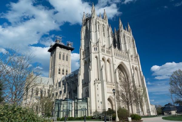 Catedral Nacional de Washington, el símbolo espiritual de todo un país