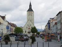 Deggendorf, ciudad histórica en el estado de Baviera