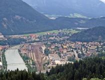 Kufstein, la segunda ciudad de la región del Tirol
