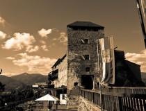 El castillo Oberkapfenberg, en el estado de Estiria