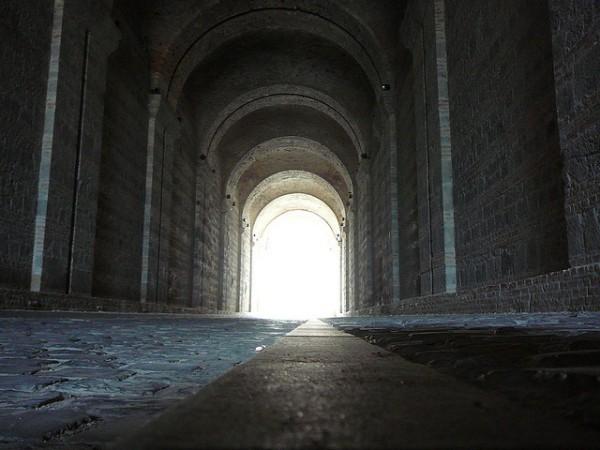La misteriosa Puerta Oscura en la ciudad de Esztergom