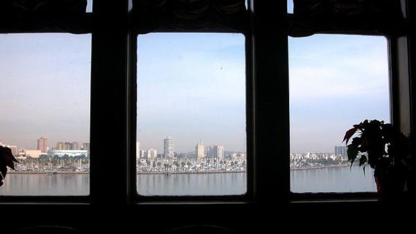 Queen Mary, el hotel-transatlántico de Long Beach