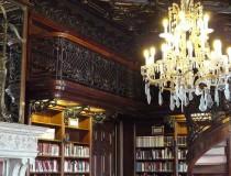 La Biblioteca Ervin Szabó en Budapest