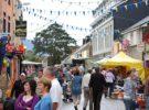 El Festival Puck Fair en la ciudad de Killorglin