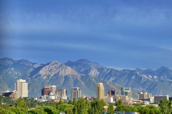 Salt Lake City, la ciudad más bella de Utah