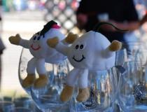 El festival del ajo de Gilroy, en California