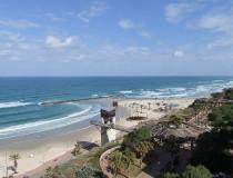 Las playas de Netanya, la Riviera israelí