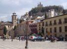 De tapas a los pies de la Alhambra en la Plaza Nueva de Granada