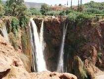 Las cataratas de Ouzoud, un paraíso muy cerca de Marrakech