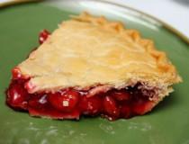 Cherry Pie, un postre típico, tradicional y delicioso