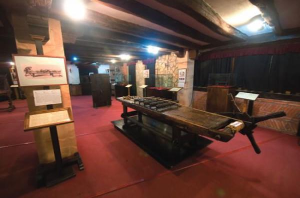 El Museo de la Tortura de Santillana del Mar, un regreso a la época más oscura