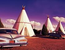 Wigwam Motel, un alojamiento clásico de la Ruta 66