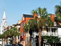 Charleston, la ciudad santa de Carolina del Sur