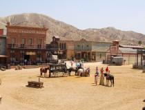 Fort Bravo, el escenario de las películas del Oeste en Tabernas (Almería)