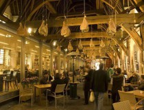 Groot Vleeshuis, un mercado moderno en Gante