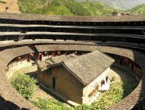Los fascinantes Tulous de Fujian