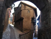 Albarracín, el pueblo medieval de Teruel