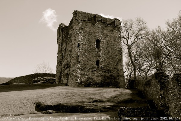 Un interesante castillo inglés