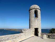 El Castillo de San Marcos, toda una fortaleza española cargada de historia