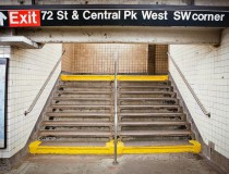 El metro de Nueva York, uno de los más grandes del mundo
