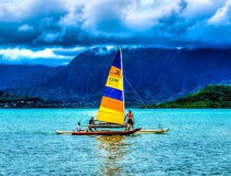Oahu, la isla más bonita y más poblada de Hawái