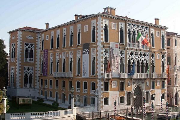 Palazzo Cavalli, donde se hacen bodas civiles en Venecia