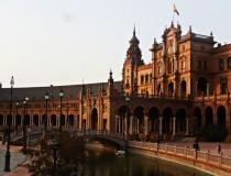 Sevilla, escenario de películas y series