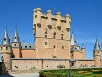 El Alcázar de Segovia, el castillo más conocido de España