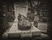 El particular cementerio de Père Lachaise