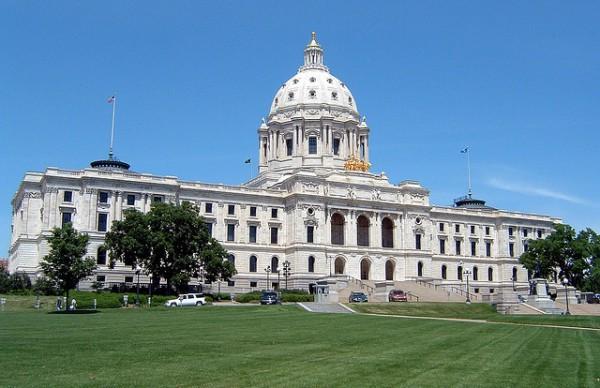 Saint Paul, la capital del estado de Minnesota
