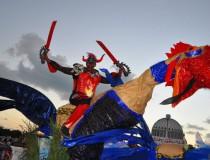 Fantasy Fest, bailes, disfrazes, concursos y pura diversión