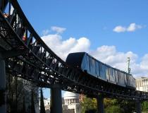 El monorail de Las Vegas, una buena alternativa para moverse por la ciudad