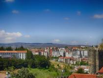 Braganza, una de las ciudades más al norte de Portugal