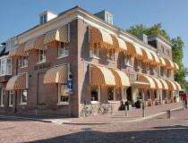 Hotel De Wereld, alojamiento con historia en Wageningen