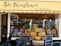 De Kaaskamer, quesería famosa en Amsterdam