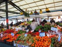 El Mercado de Rialto, en Venecia