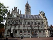 Middelburg, la capital de la provincia de Zelanda
