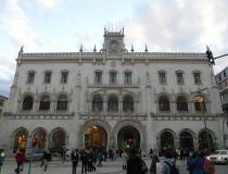 La Estación de Rossio, en Lisboa