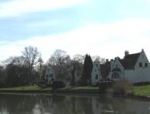 Sint-Martens-Latem, antiguo pueblo de artistas
