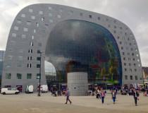 Markthal, el nuevo y espectacular mercado de Rotterdam