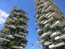 Bosque Verticale, los edicios más naturales de Milán