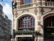 Magna Plaza, un maravilloso centro comercial en Amsterdam