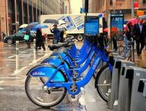 """""""Citi Bike"""", en bicicleta por Nueva York"""
