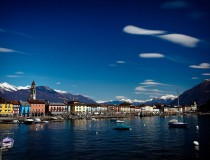 Ascona, una ciudad a orillas del lago mayor