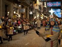 La Cabalgata de Reyes de Alcoy, 130 años recibiendo a los Reyes Magos