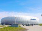 El Allianz Arena de Munich, uno de los mejores estadios del mundo