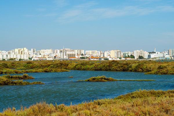 Faro, la capital del Algarve