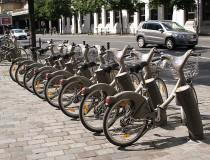Vélib, servicio de alquiler de bicicletas en París