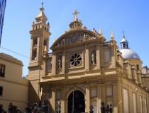 Iglesia de la Merced, uno de los templos más antiguos de Buenos Aires