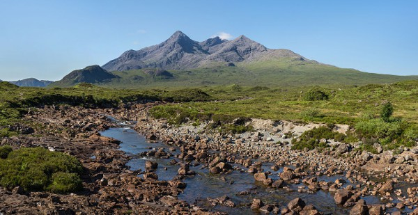 Cuillin Hills, la cadena montañosa más impresionante de Escocia
